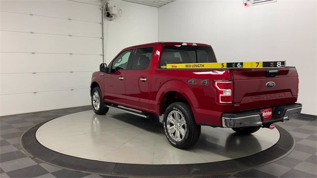 2020 Ford F-150 SuperCrew Cab 4x4, Pickup #20F466 - photo 8