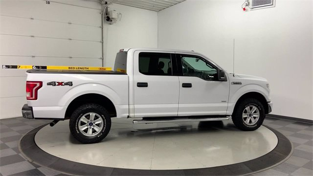 2015 Ford F-150 SuperCrew Cab 4x4, Pickup #20F467A - photo 1
