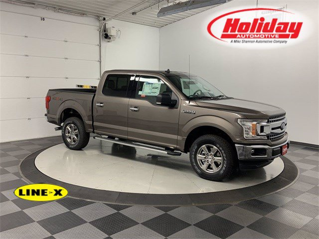 2020 Ford F-150 SuperCrew Cab 4x4, Pickup #20F472 - photo 1