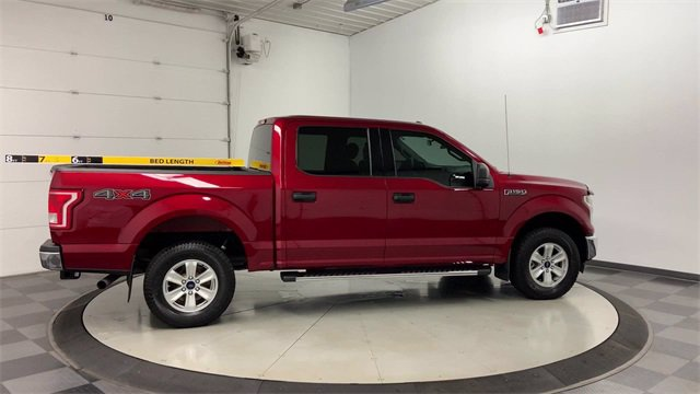 2017 Ford F-150 SuperCrew Cab 4x4, Pickup #20F472B - photo 33