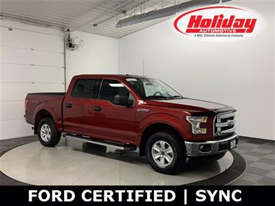 2017 Ford F-150 SuperCrew Cab 4x4, Pickup #20F472B - photo 1