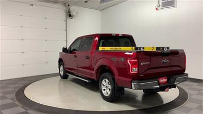 2017 Ford F-150 SuperCrew Cab 4x4, Pickup #20F472B - photo 3