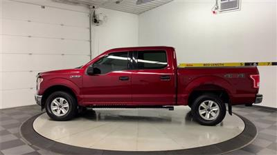 2017 Ford F-150 SuperCrew Cab 4x4, Pickup #20F472B - photo 32