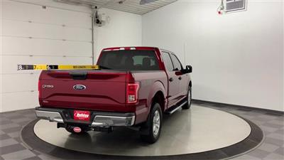 2017 Ford F-150 SuperCrew Cab 4x4, Pickup #20F472B - photo 2