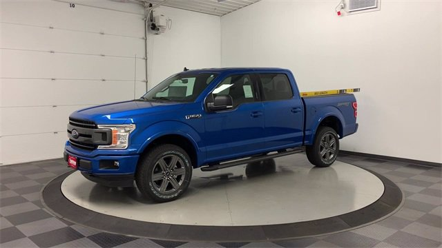 2020 Ford F-150 SuperCrew Cab 4x4, Pickup #20F484 - photo 30