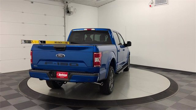 2020 Ford F-150 SuperCrew Cab 4x4, Pickup #20F484 - photo 2