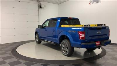 2020 Ford F-150 SuperCrew Cab 4x4, Pickup #20F484 - photo 5