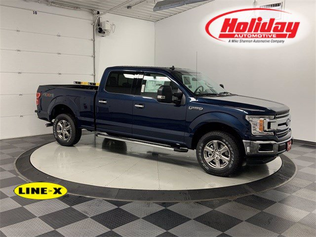 2020 Ford F-150 SuperCrew Cab 4x4, Pickup #20F486 - photo 1