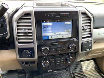 2017 Ford F-350 Crew Cab DRW 4x4, Platform Body #20F490A - photo 16