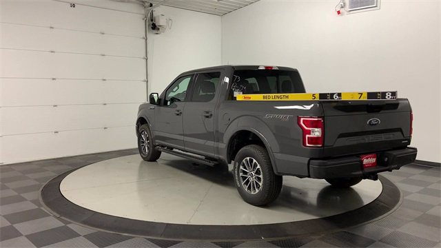 2020 Ford F-150 SuperCrew Cab 4x4, Pickup #20F506 - photo 4