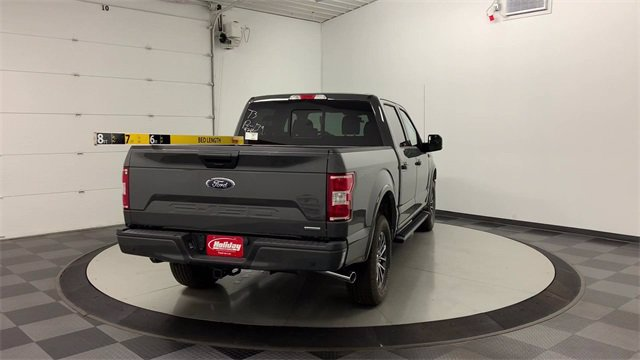 2020 Ford F-150 SuperCrew Cab 4x4, Pickup #20F506 - photo 2