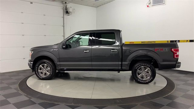 2020 Ford F-150 SuperCrew Cab 4x4, Pickup #20F510 - photo 2