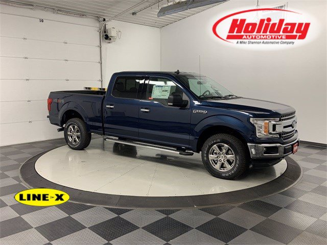 2020 Ford F-150 SuperCrew Cab 4x4, Pickup #20F519 - photo 1