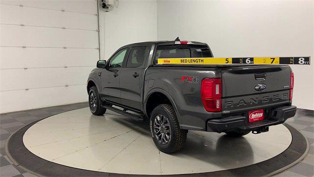 2020 Ford Ranger SuperCrew Cab 4x4, Pickup #20F523 - photo 4