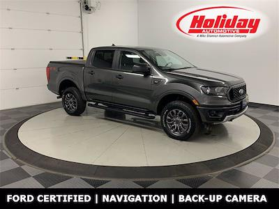 2020 Ford Ranger SuperCrew Cab 4x4, Pickup #20F523 - photo 1