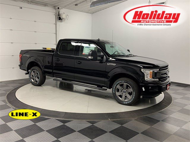2020 Ford F-150 SuperCrew Cab 4x4, Pickup #20F543 - photo 1