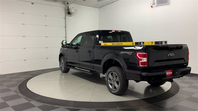 2020 Ford F-150 SuperCrew Cab 4x4, Pickup #20F543 - photo 5