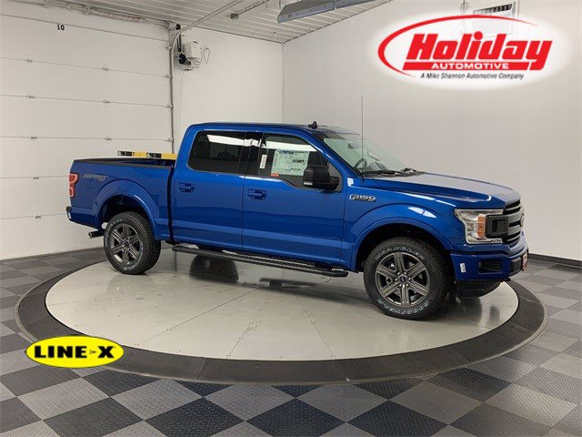 2020 Ford F-150 SuperCrew Cab 4x4, Pickup #20F565 - photo 1