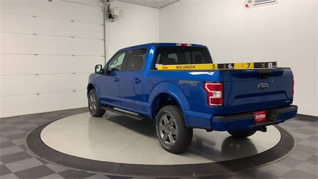 2020 Ford F-150 SuperCrew Cab 4x4, Pickup #20F565 - photo 3