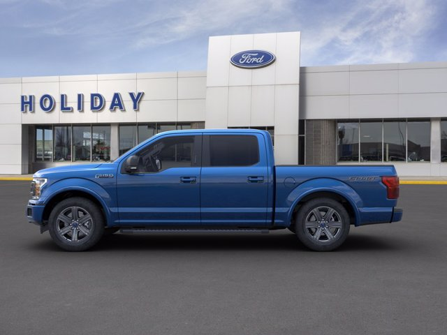 2020 Ford F-150 SuperCrew Cab 4x4, Pickup #20F590 - photo 5