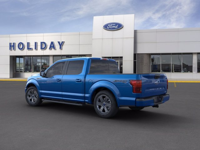 2020 Ford F-150 SuperCrew Cab 4x4, Pickup #20F590 - photo 6