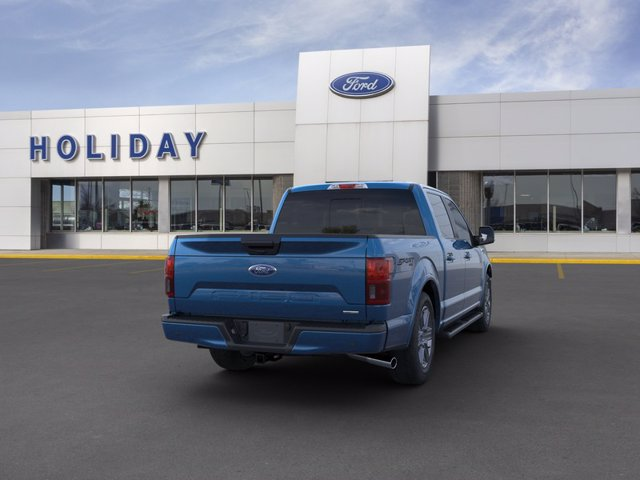2020 Ford F-150 SuperCrew Cab 4x4, Pickup #20F590 - photo 2