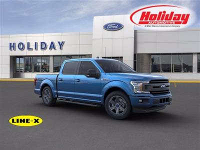 2020 Ford F-150 SuperCrew Cab 4x4, Pickup #20F590 - photo 1