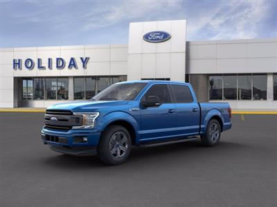 2020 Ford F-150 SuperCrew Cab 4x4, Pickup #20F590 - photo 3