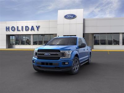 2020 Ford F-150 SuperCrew Cab 4x4, Pickup #20F590 - photo 4