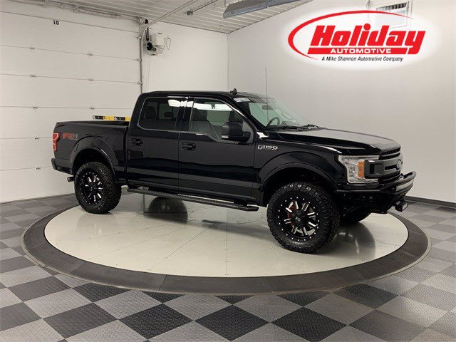 2019 Ford F-150 SuperCrew Cab 4x4, Pickup #20F601A - photo 1