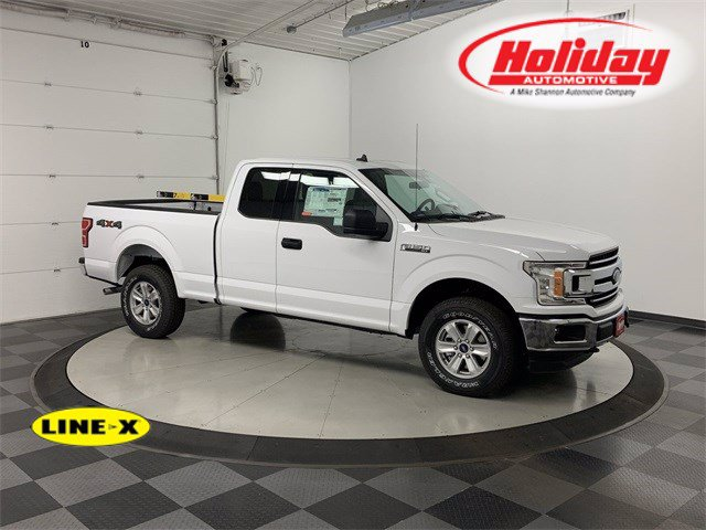 2020 Ford F-150 Super Cab 4x4, Pickup #20F620 - photo 1