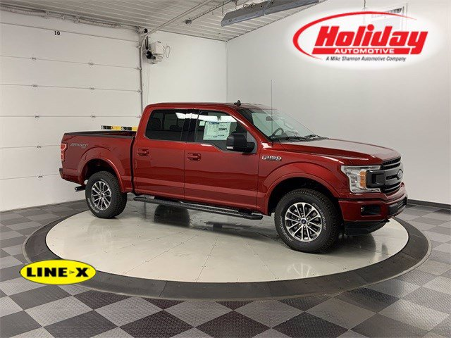 2020 Ford F-150 SuperCrew Cab 4x4, Pickup #20F624 - photo 1
