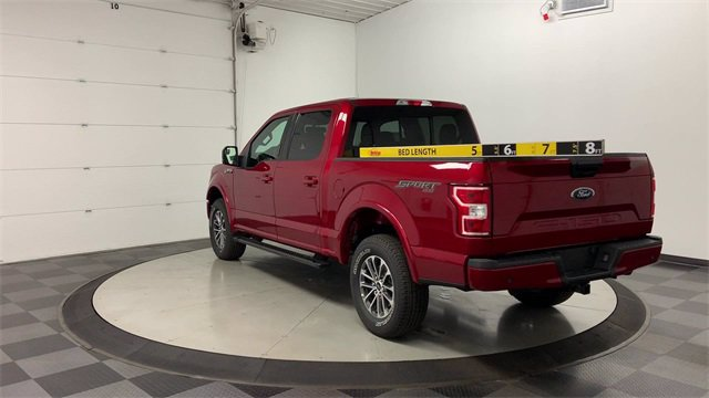 2020 Ford F-150 SuperCrew Cab 4x4, Pickup #20F624 - photo 3