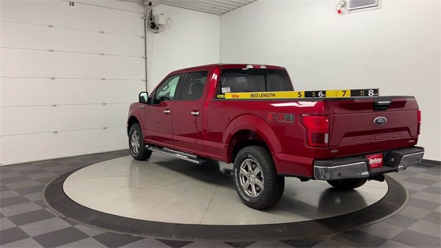 2020 Ford F-150 SuperCrew Cab 4x4, Pickup #20F643 - photo 4