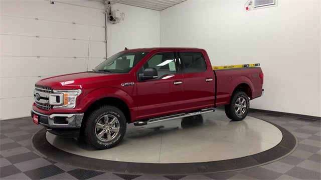 2020 Ford F-150 SuperCrew Cab 4x4, Pickup #20F643 - photo 37