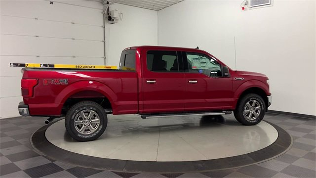 2020 Ford F-150 SuperCrew Cab 4x4, Pickup #20F643 - photo 2