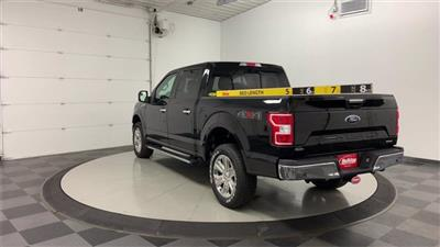 2020 Ford F-150 SuperCrew Cab 4x4, Pickup #20F650 - photo 4