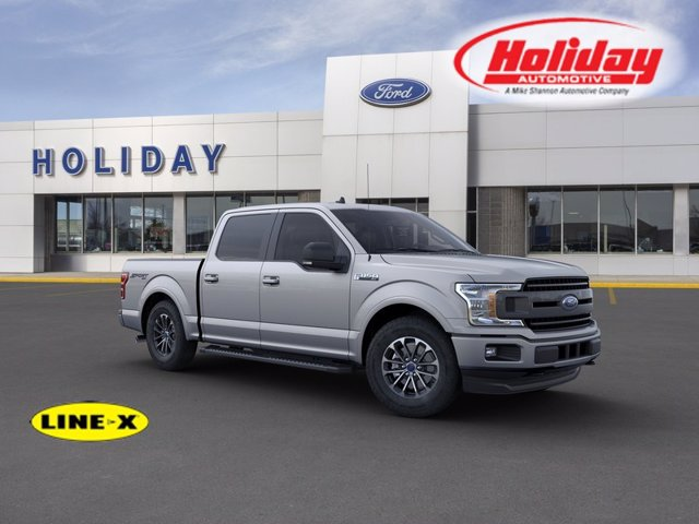 2020 Ford F-150 SuperCrew Cab 4x4, Pickup #20F674 - photo 1