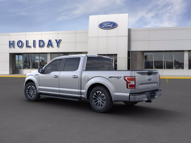 2020 Ford F-150 SuperCrew Cab 4x4, Pickup #20F674 - photo 9