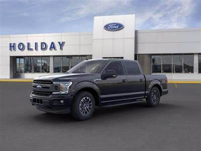 2020 Ford F-150 SuperCrew Cab 4x4, Pickup #20F679 - photo 3