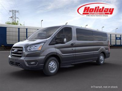 2020 Ford Transit 350 Low Roof AWD, Passenger Wagon #20F693 - photo 1