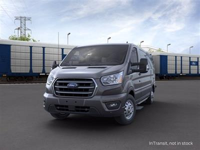 2020 Ford Transit 350 Low Roof AWD, Passenger Wagon #20F693 - photo 3