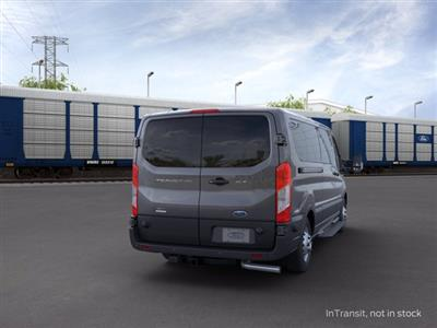 2020 Ford Transit 350 Low Roof AWD, Passenger Wagon #20F693 - photo 2
