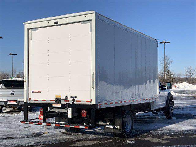 2020 Ford F-550 Regular Cab DRW 4x2, Morgan Dry Freight #20F698 - photo 1