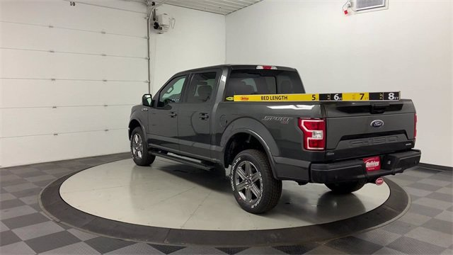 2020 Ford F-150 SuperCrew Cab 4x4, Pickup #20F705 - photo 3
