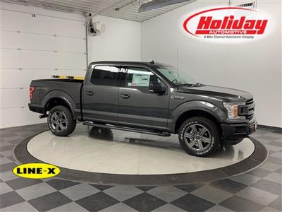 2020 Ford F-150 SuperCrew Cab 4x4, Pickup #20F705 - photo 1