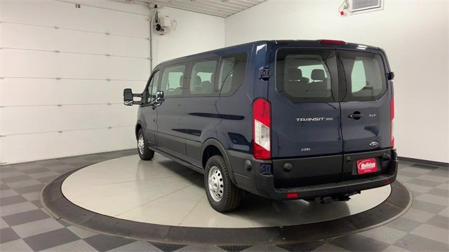 2020 Ford Transit 350 Low Roof AWD, Passenger Wagon #20F707 - photo 3