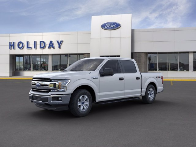 2020 Ford F-150 SuperCrew Cab 4x4, Pickup #20F723 - photo 3
