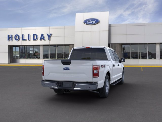 2020 Ford F-150 SuperCrew Cab 4x4, Pickup #20F723 - photo 2