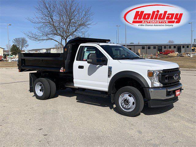 2020 Ford F-450 Regular Cab DRW 4x4, Monroe Dump Body #20F742 - photo 1
